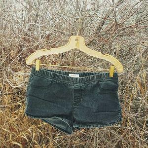 Bongo black short shorts